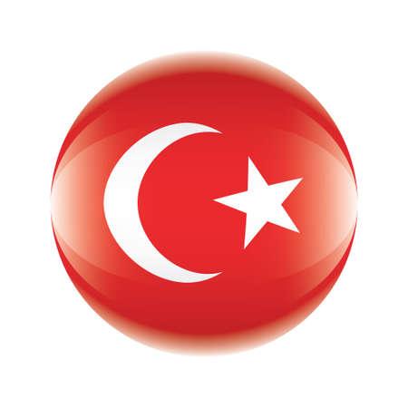 Turkey flag icon