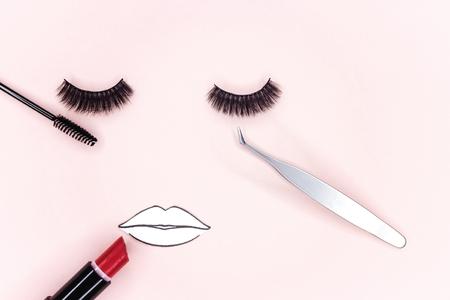 Background for makeup, background for makeup. Banco de Imagens
