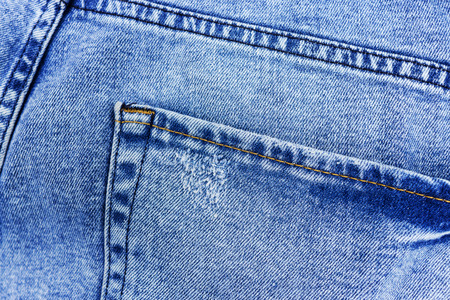 Jeans pocket closeup, background and screensaver