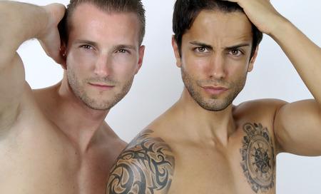 sexy gay: beauty men