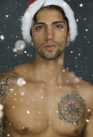 Gorgeous Santa Claus