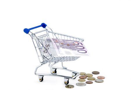 errands: Housekeeping money 1