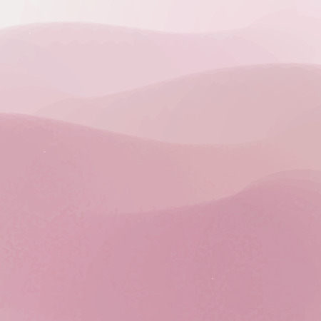 pink hiils watercolor background