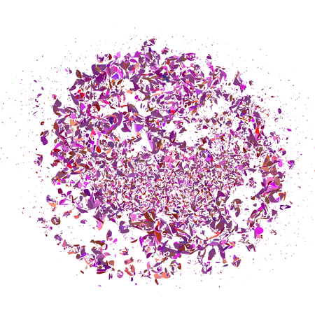 splinter: splinter spray spot round background for cards and web designe
