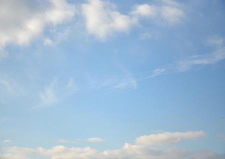 cumulonimbus: small image of cloudy sky made in vector
