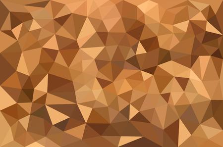 tonality: abstract background beige triangles arranged randomly varying tonality
