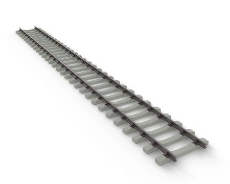 establishing: Single rail