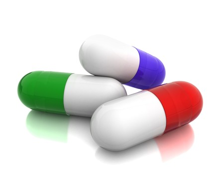 few: Few pills