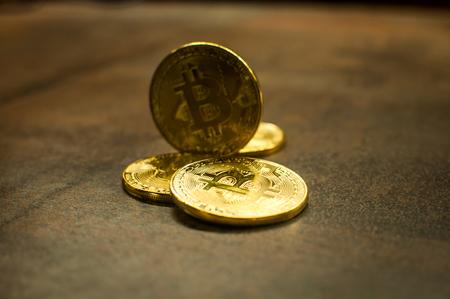 Bitcoin coin detail