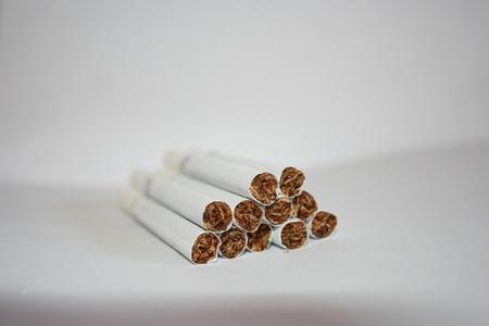 habit: cigarettes - a habit