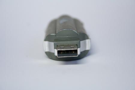 periferia: shabby flash drive vecchio