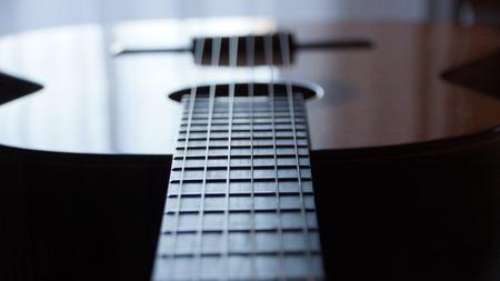 llave de sol: umbrales de guitarra