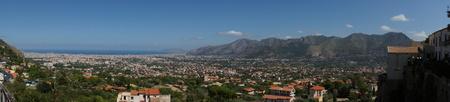 palermo: panorama Palermo