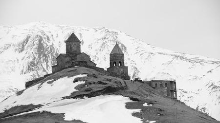 trinity: Gergeti Trinity Church