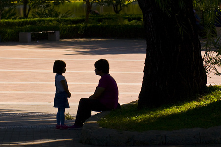 grandkids: The old man and the child Editorial