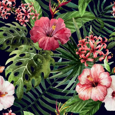 trend illustration pink object brush purple exotic Stock Photo