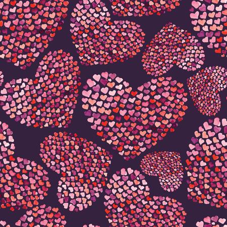 hou achtergrond wallpaper textuur rood roze nieuwe popularheart patroon waterverftekening Valentijnsdag