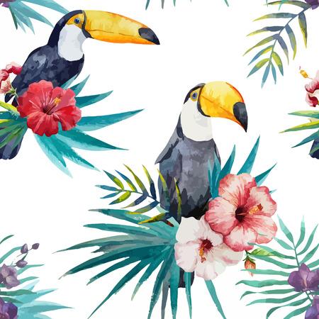 Wallpaper plant new popular bird like random Ilustracja