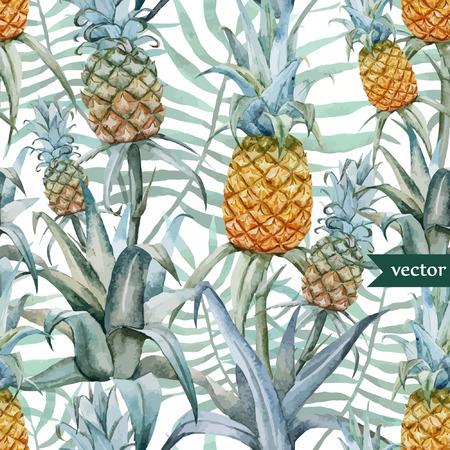 tasty: Tasty pineaple Illustration