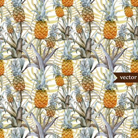 tasty: Tasty pineaple Illustration