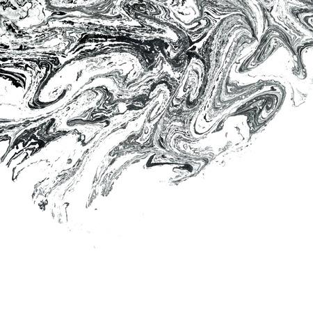 Ebru vector abstract illustration
