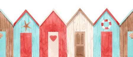 Reticolo della casa dell'acquerello