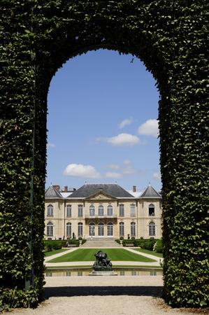 rodin: Manor castle of Rodin