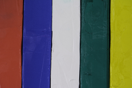 modeling clay: vertical stripes colored modeling clay background