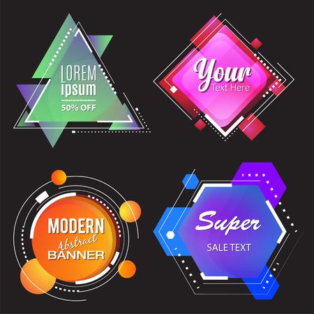 Modern Abstract Banner