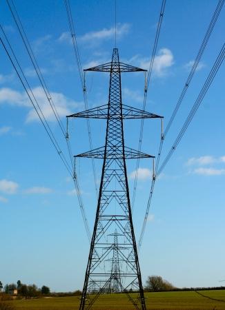 pylons Imagens - 17758254