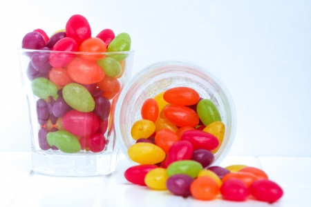 jelly beans: Jelly Beans Archivio Fotografico