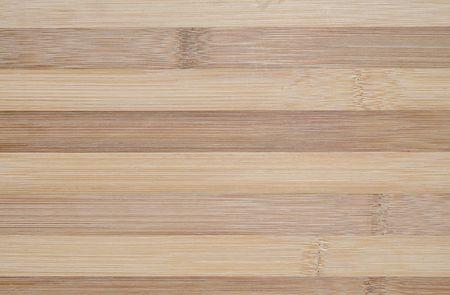 horizontal bamboo wood grain texture background close up macro Stock Photo