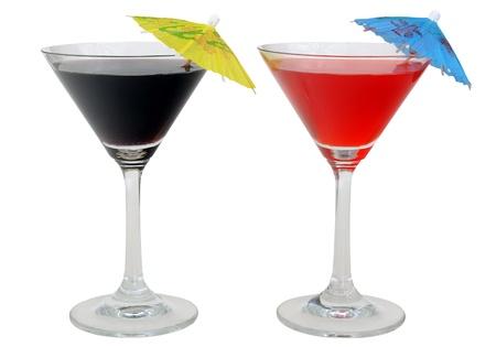 cocktail martini Stock Photo