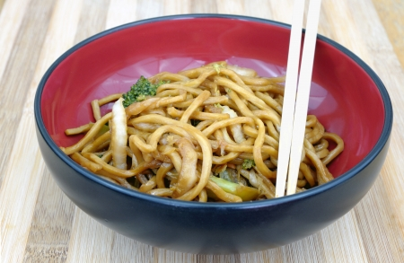 Lo Mein Stock Photo - 16462356