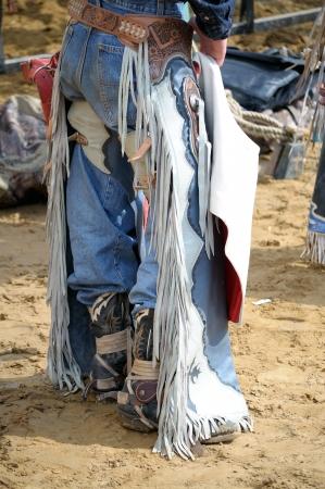 working cowboy: cowboy chaps
