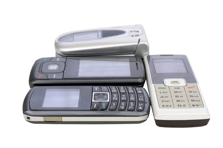 old cell phones