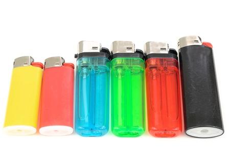 gas lighter: cigarette lighters