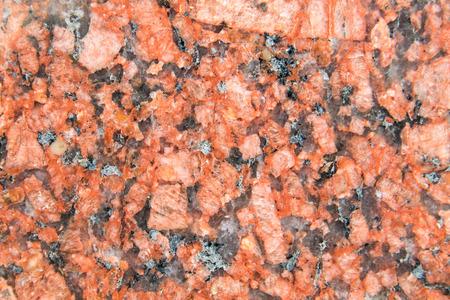 Polished granite texture, closeup