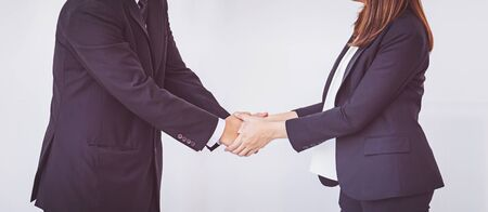 business people coordinate hands. Concept Teamwork
