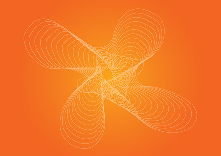 A nice X shape flowing background. Its a vector based