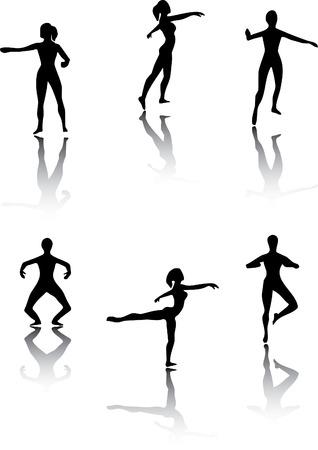 A Wonderfull Ballet Pose