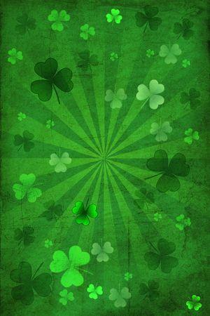 patric: St Patrick Day Background