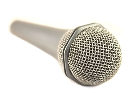 Microphone Stock Photo - 7343719