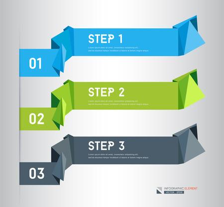 Modern Design Infographics Banner