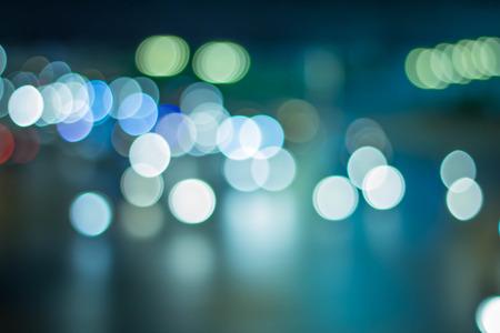 Luces blured fondo abstracto Foto de archivo - 38419271