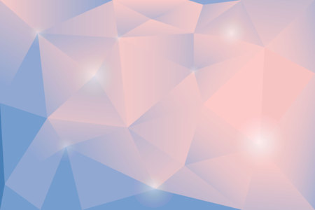 pantone: Abstract pantone polygonal  background- Illustration. Illustration