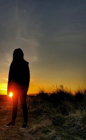 Sunset Silouhette