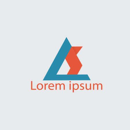 LS for company design Vektoros illusztráció