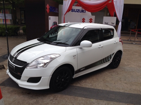 swift: Suzuki Swift