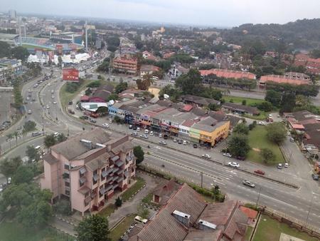 view: Kuantan Town